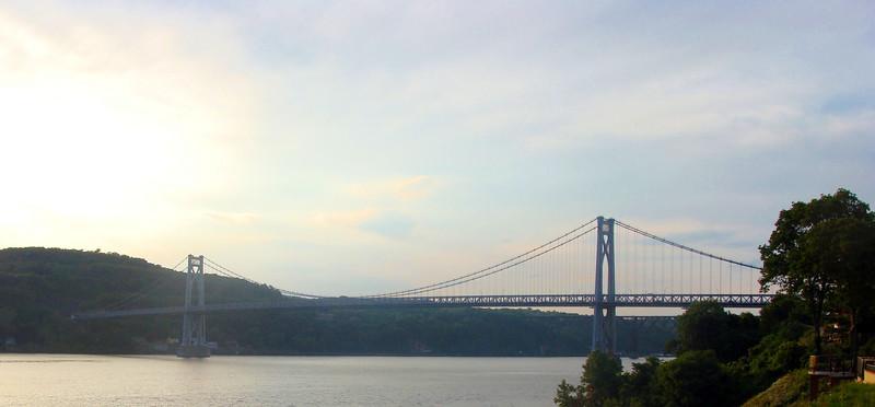 Tappen Zee Bridge on the Hudson
