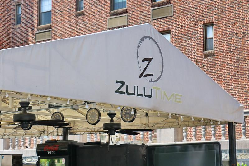 Zulu Outdoor Bar