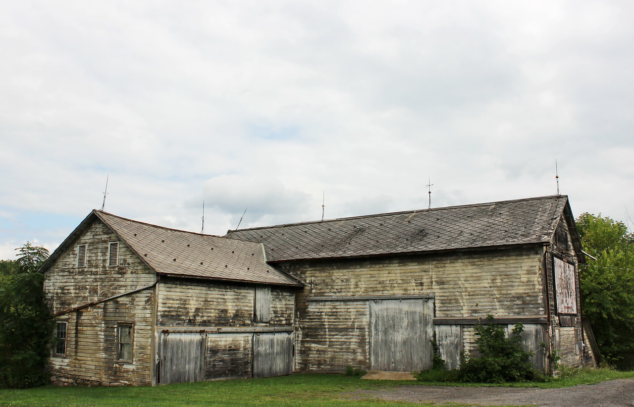 Old Ulster County Barn