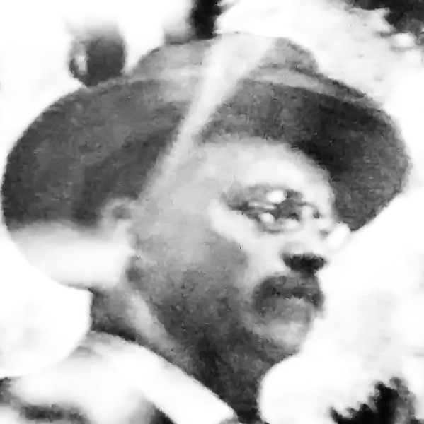 Teddy Roosevelt Photo