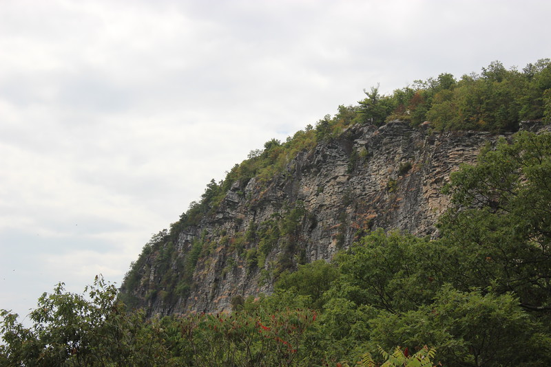 Hudson Valley Cliff