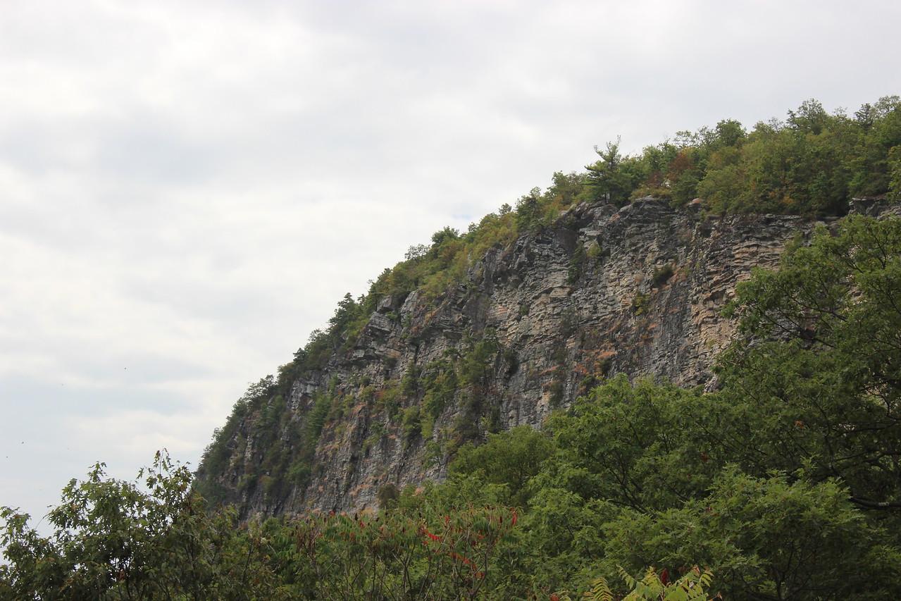 Hudson Valley Cliff
