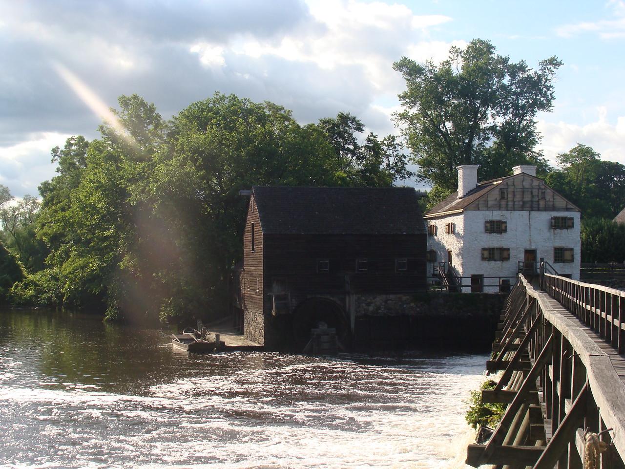 Historic Philipsburg Manor and Grist Mill