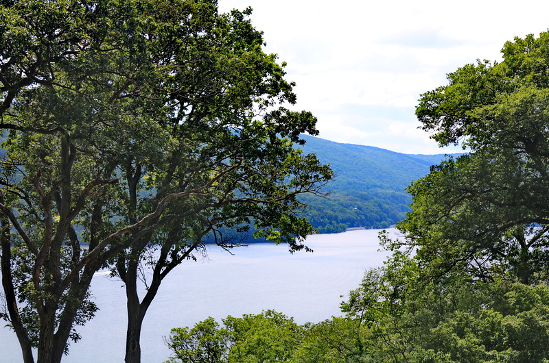 Hudson River at West Point