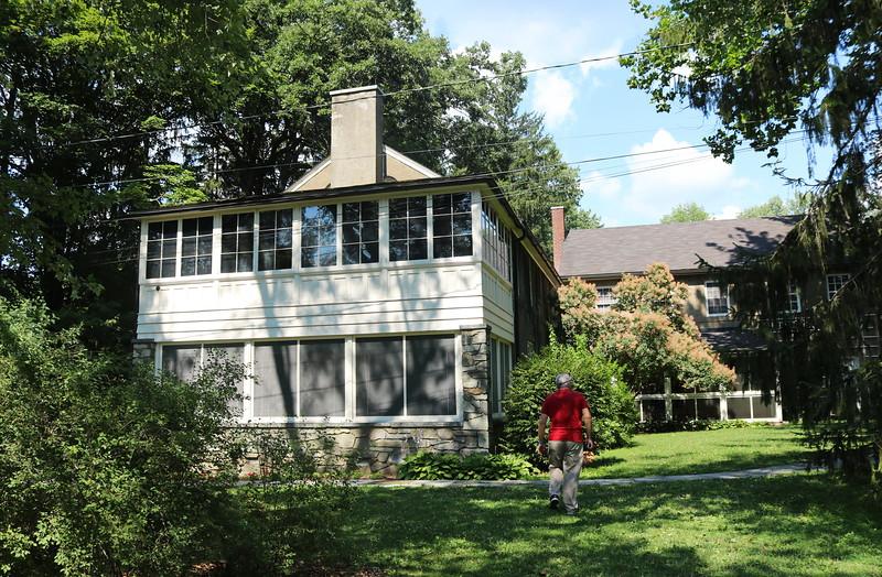 Eleanor Roosevelt's Home