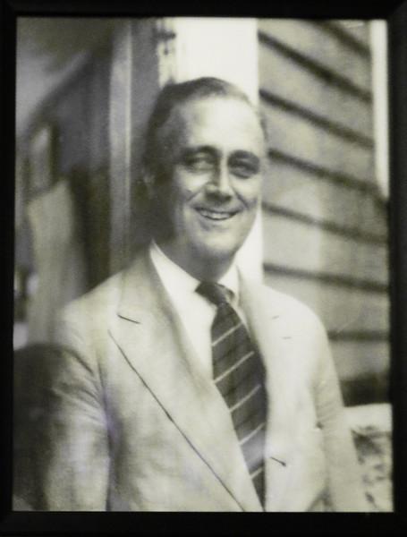 Franklin Delano Roosevelt Photo
