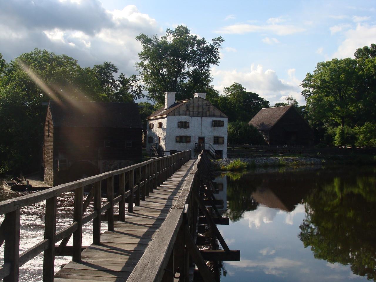 Manor House and Bridge