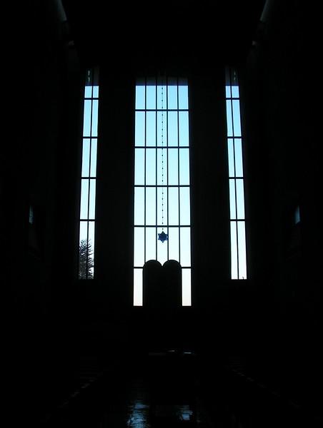 Jewish Chapel Interior