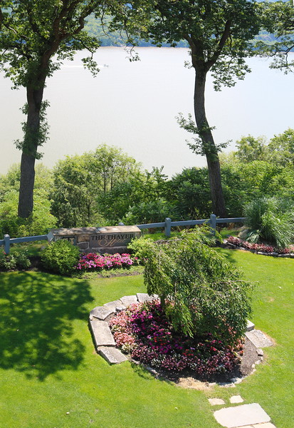 Thayer Hotel Garden