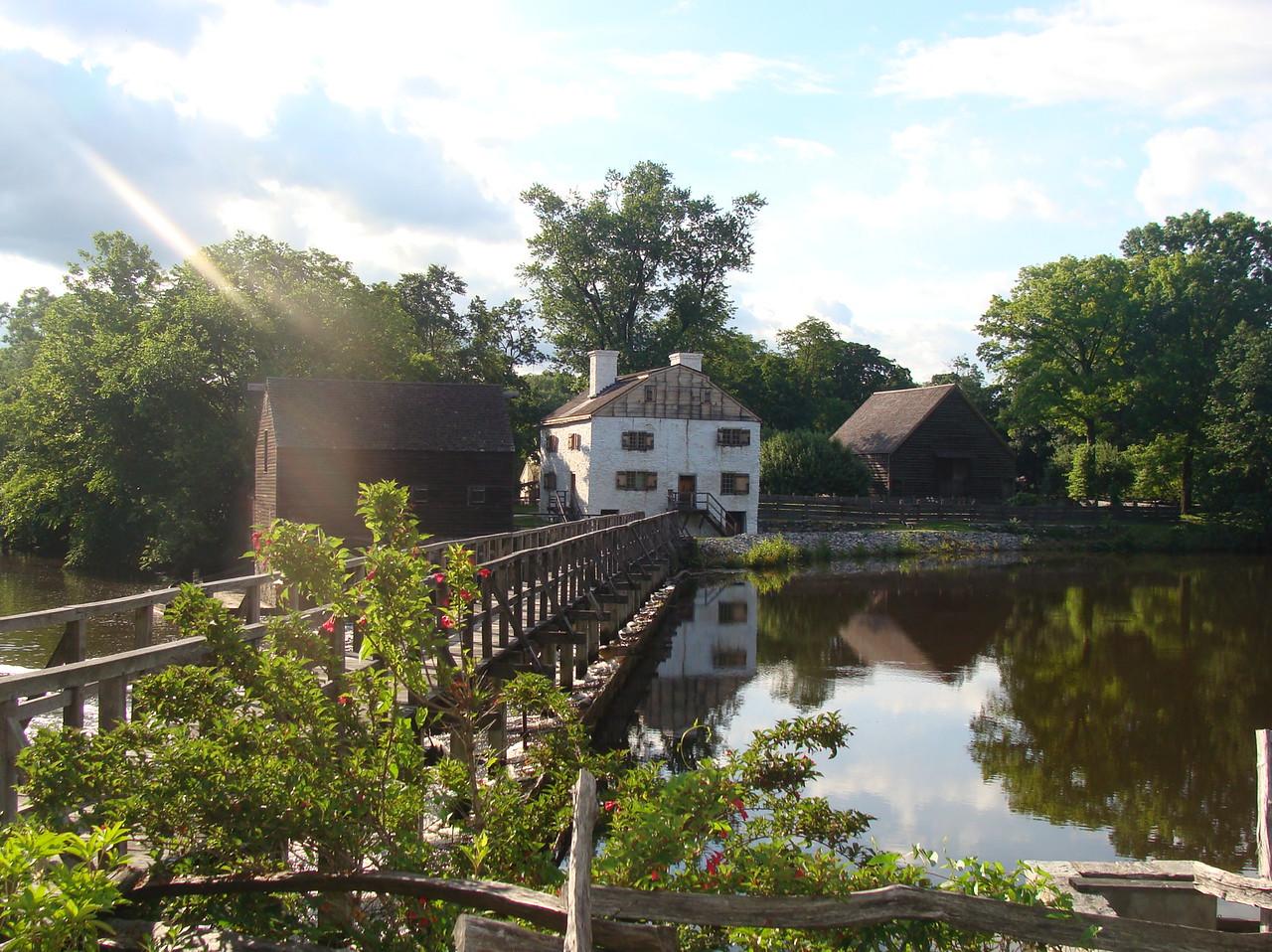 Historic Philipsburg Manor and Bridge