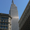 Empire State Bldg flanked