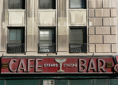 Cafe Steaks Chops Bar