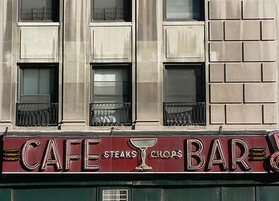 Cafe Steaks Chops Bar