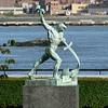 Swords into plowshares at UN