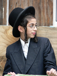 Williamsburg Hasidic boy 2