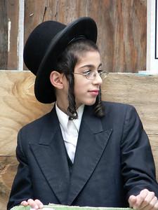 Williamsburg Hasidic boy 2