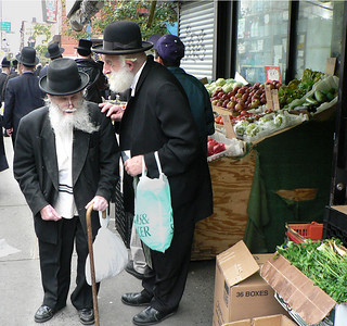 Williamsburg two old men