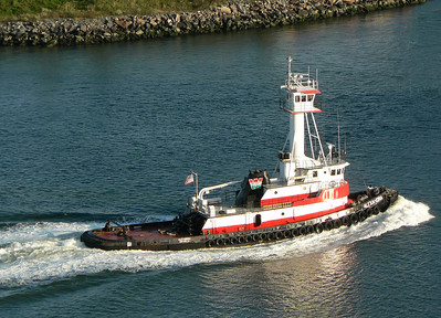 tugboat Alexandra