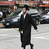 Williamsburg walking man w lulav