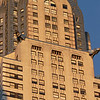 gargoyles on Chrysler Bldg