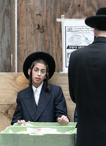 Williamsburg Hasidic boy 3