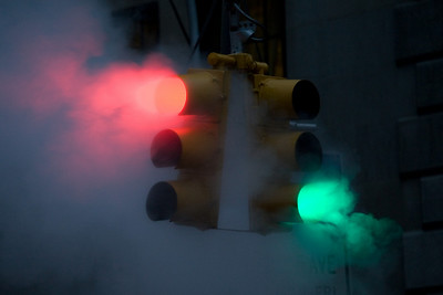 steamy traffic light 1