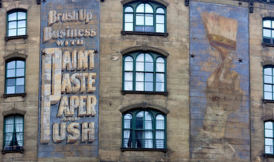 Brush up Business with Paint Paste Paper and Push