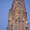 twilight Chrysler Building