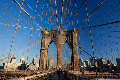 Beautiful Brooklyn Bridge