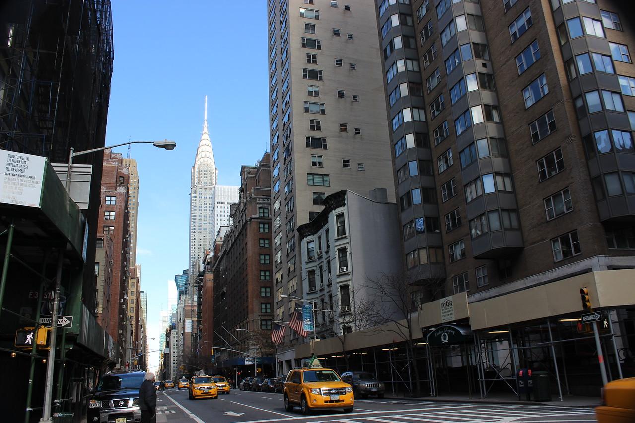 Chrysler Building in the Neighborhood
