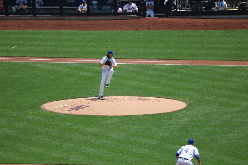 Mets Pitcher