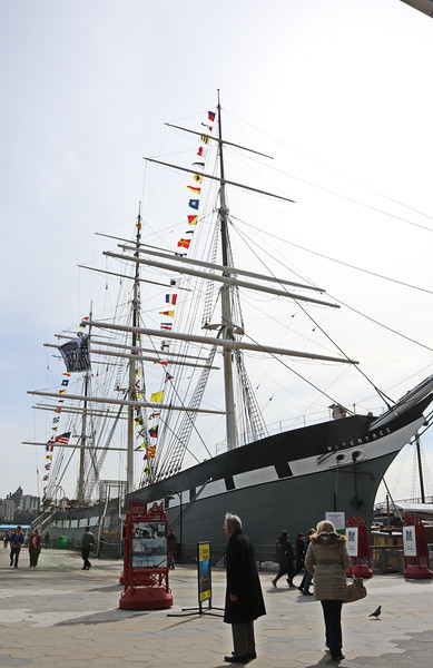 Wavertree Tall Ship