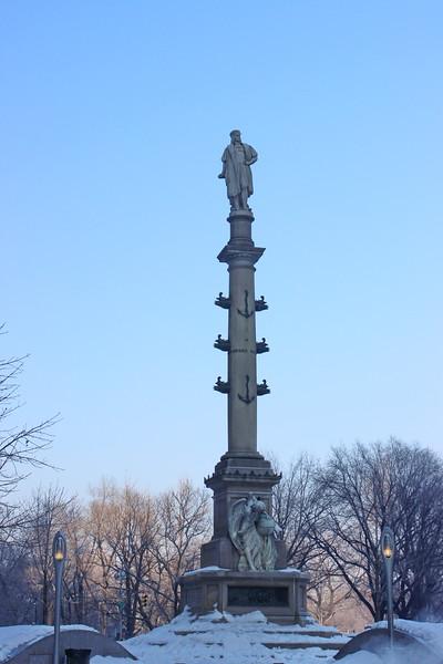Statue of Columbus