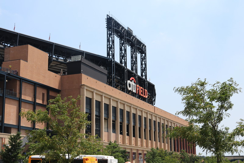 citiFIELD Entrance