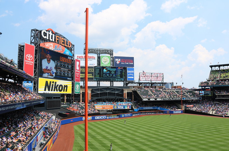 citiFIELD Scoreboard