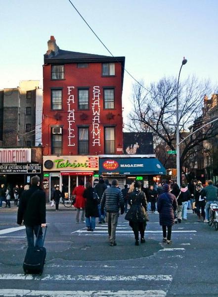 Astor Place Neighborhood