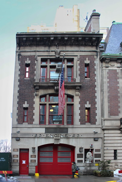 Engine 23 Firehouse