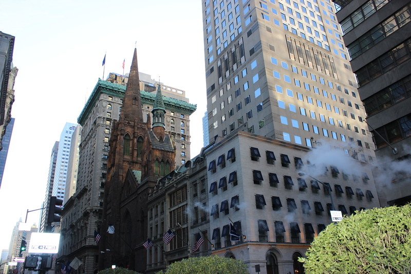 Henri Bendel and Fifth Avenue Presbyterian Church