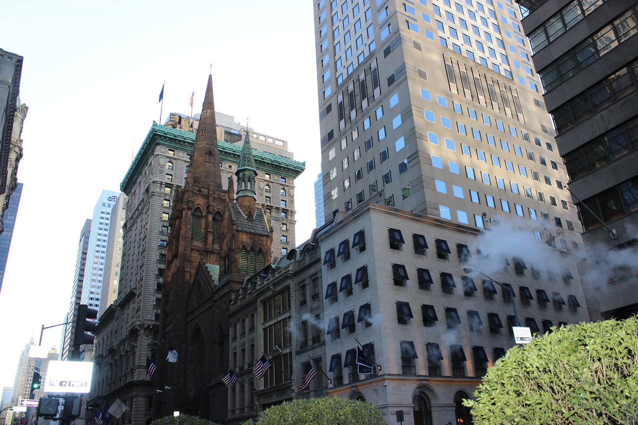 Henri Bendel and Fifth Avenue Presbyterian Church