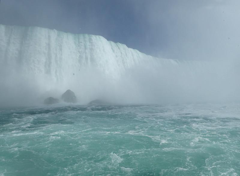 American Falls in the Mist