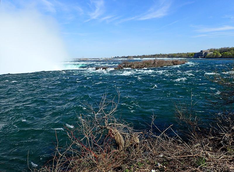 Canadian Falls Mist