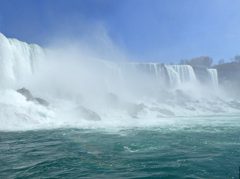 Expanse of the American Falls