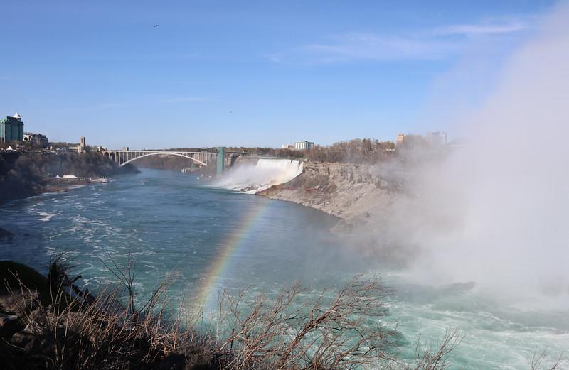 Rainbow and the Rainbow Bridge