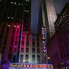 Radio City Music Hall midnight