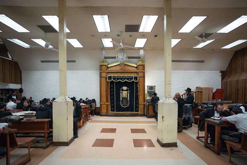 Aron Kodesh Torah Ark 770 Eastern Parkway Chabad Lubavitch headquarters