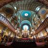 sanctuary interior panorama 1 Eldredge Street Synagogue