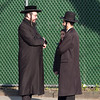 three chasidim Williamsburg