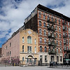 old Jewish school & apartments Lower East Side