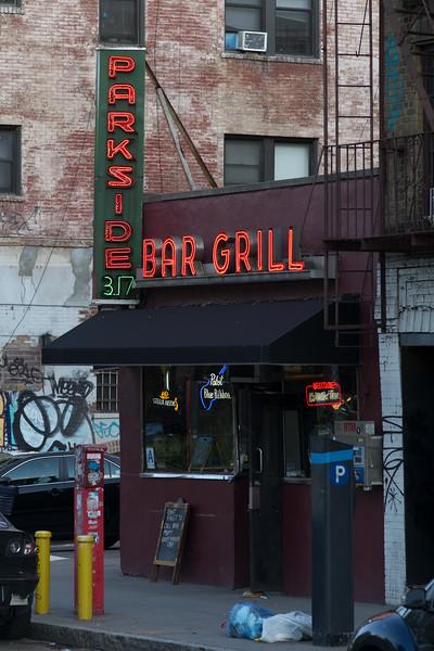 Parkside Bar Grill
