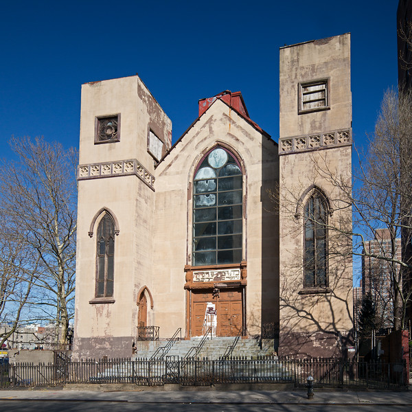 Beth Hamedrash Hagadol abandoned shul Lower East Side 4